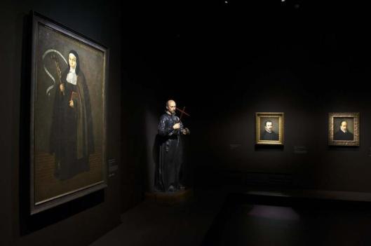 Diego Velázquez Grand Palais Paris exhibition view