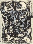 Jackson Pollock Brown and Silver I ca 1951 Museo Thyssen-Bornemisza Madrid