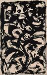 Jackson Pollock Number 21 1951 Kunsthaus Zurich