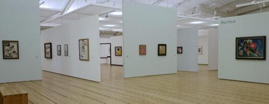 Klee & Kandinsky Neighbours Friends Competitors exhibition Bern artdone