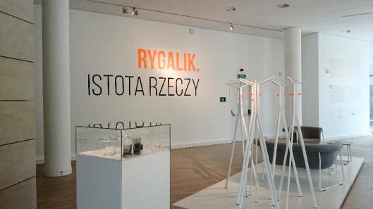 Tomek Rygalik Istota rzeczy exhibition view Muzeum Miasta Gdyni Gdynia artdone
