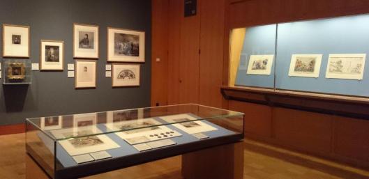 Bonaparte and the British exhibition view artdone BM London