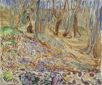 Edvard Munch Spring in the Elm Forest 1923 Munch Museum Oslo