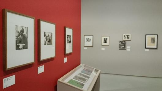 Germaine Krull exhibition view Jeu de Paume Paris artdone