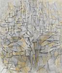 Piet Mondrian Tableau No. 4 (Painting No. 4) 1913 Gemeentemuseum Den Haag The Hague