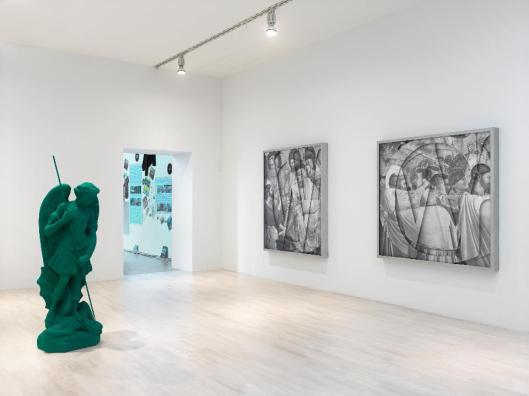 The Problem of God exhibition view Kunstsammlung Nordrhein-Westfalen K21
