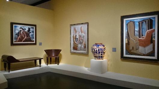 00 Dolce vita Du Liberty au design italien (1900-1940) exhibition view Orsay Paris artdone