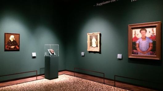 Henri Rousseau Il candore arcaico exhibition view Palazzo Ducale Doge Palace Venice artdone