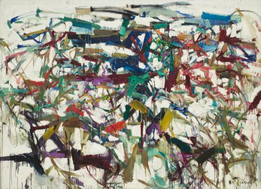 Joan Mitchell Ladybug 1957 MoMA New York