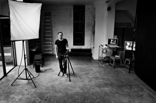 Bryan Adams Self-Portrait London 2011