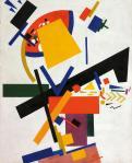 Kazimir Malevich Suprematism 1915 State Russian Museum Petersburg'