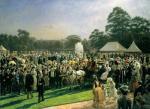 Laurits Regner Tuxen Garden Party at Buckingham Palace, 28 June 1897 1897 1900 Windsor