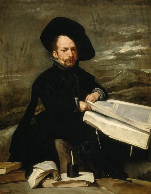 Diego Velázquez Portrait of Don Diego de Acedo (El Primo) 1636 38 Prado Madrid