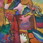 Wassily Kandinsky Study for Improvisation V 1910 Minneapolis Institute of Art