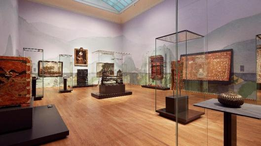 Asia in Amsterdam Exotic Luxury in the Golden Age exhibition view Rijksmuseum