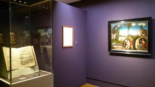 Bild und Botschaft Cranach im Dienst von Hof und Reformation exhibition view Schloss Wilhelmshöhe Kassel artdone