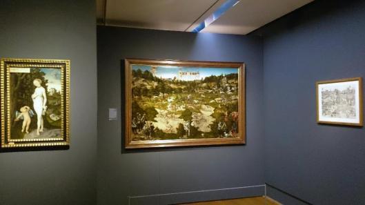 Bild und Botschaft. Cranach im Dienst von Hof und Reformation exhibition view Schloss Wilhelmshöhe Kassel artdone