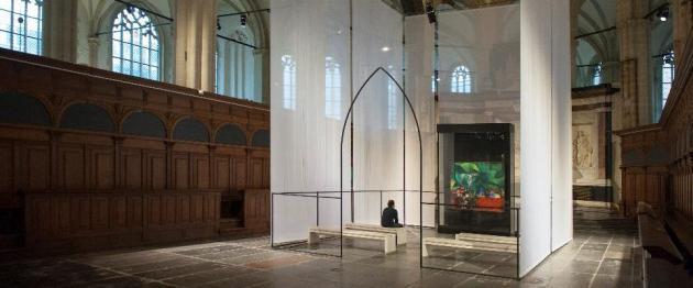 Chagall De Nieuwe Kerk Amsterdam
