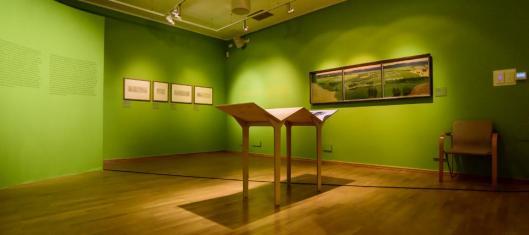 Mikalojus Konstantinas Čiurlionis Lithuanian Tale exhibition view Cracow