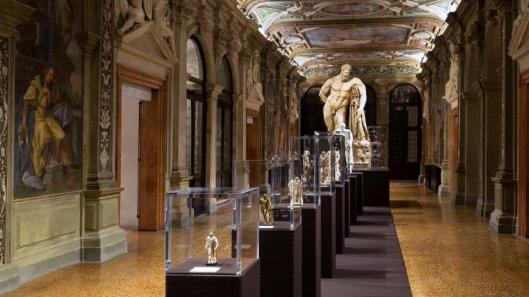 Portable Classic Ancient Greece to Modern Europe exhibition view Fondazione Prada Venice