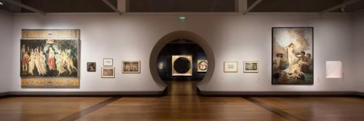 The Botticelli Renaissance Gemäldegalerie Berlin exhibition view
