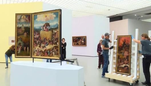 Uncovering Everyday Life From Bosch to Bruegel Rotterdam