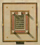 Alfred-Nicolas Normand Designs for Pompeian House of Jerome Napoleon 1867 Musee des Arts decoratifs Paris