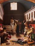 Domenico Morelli The Pompeian Bath 1861 Fondazione Eugenio Balzan Milan
