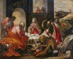 El Greco Adoration of the Shepherds 1570 Willumsens Museum Frederikssund