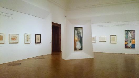 The Women of Klimt, Schiele and Kokoschka exhibition view Belvedere Vienna artdone