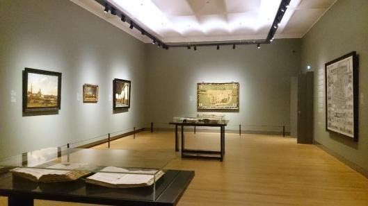 Vermeer's The Little Street discovered exhibition view Rijksmuseum Amsterdam artdone