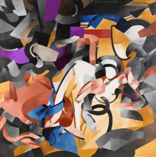 Francis Picabia Edtaonisl (Ecclesiastic) 1913 Art Institute of Chicago