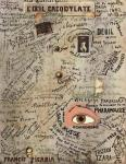 Francis Picabia The Cacodylic Eye (L'Oeil cacodylate) 1921 oil photomontage collage Pompidou Paris