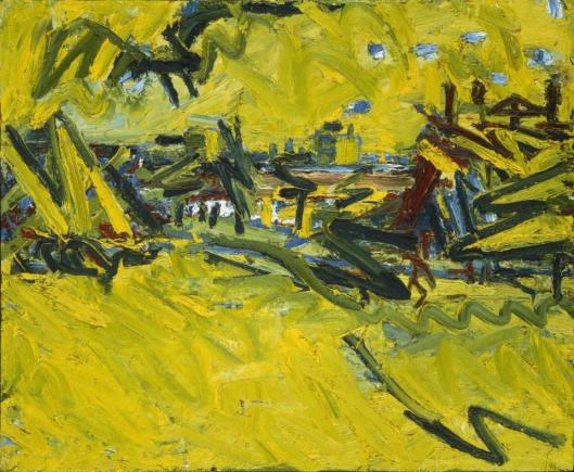 Frank Auerbach The Origin of the Great Bear 1967 68 Tate London