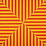 Frank Stella Marrakech 1964 Metropolitan Museum of Art New York