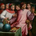 Giorgio Vasari Six Tuscan Poets 1544 Minneapolis Institute of Arts