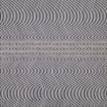 Bridget Riley Current 1964 synthetic polymer paint on composition board MoMA New York