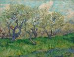 Vincent van Gogh Orchard in Blossom 1889 VGM Van Gogh Museum Amsterdam