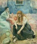 Berthe Morisot Two Girls ca 1894 The Phillips Collection Washington