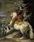 Diego Velázquez Juan Bautista Martínez del Mazo Don Gaspar Guzmán, Count-Duke of Olivares ca 1635 Met New York
