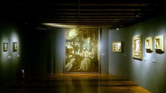 El Greco in Italia Metamorfosi di un Genio exhibition view Casa dei Carraresi Treviso artdone