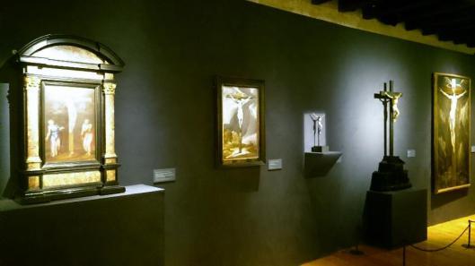 El Greco in Italia. Metamorfosi di un Genio exhibition view Casa dei Carraresi Treviso artdone