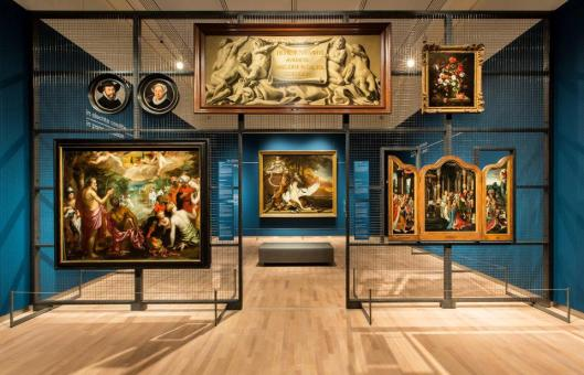 In and Out of Storage exhibition view Mauritshuis The Hague