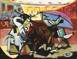Pablo Picasso Bullfight 1934 The Phillips Collection Washington