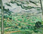 Paul Cézanne Mont Sainte-Victoire 1886 87 The Phillips Collection Washington
