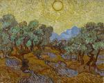 Vincent van Gogh Olive Trees 1889 Minneapolis Institute of Art