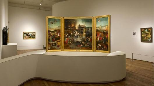 Bosch. The 5th Centenary Exhibition exhibition view Museo Nacional del Prado Madrid