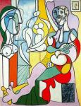 Pablo Picasso The Sculptor 1931 Musée national Picasso Paris