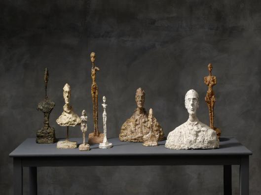 Alberto Giacometti Works 1949-1965 Kunsthaus Zurich Alberto Giacometti Foundation photo Dominic Büttner