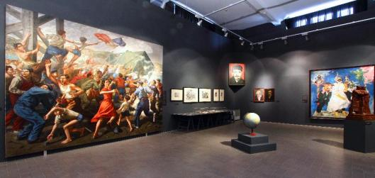 Daleko od Moskwy. Gérard Singer i sztuka zaangażowana Muzeum Narodowe w Szczecinie, Szczecin